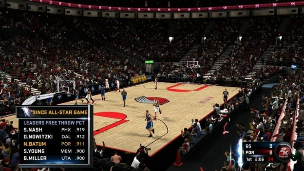 NBA 2K11 Screenshot #117 for Xbox 360