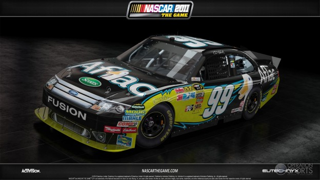 NASCAR The Game 2011 Screenshot #2 for Xbox 360