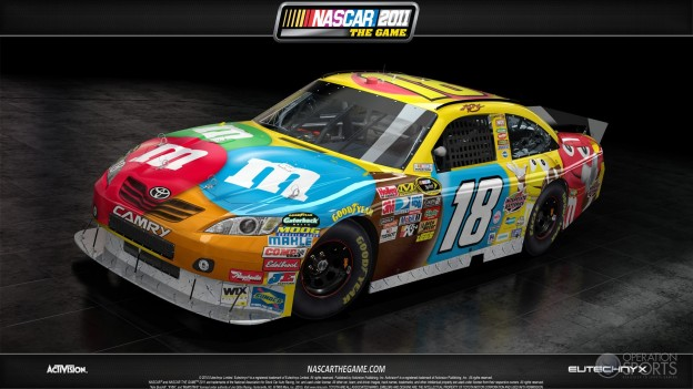 NASCAR The Game 2011 Screenshot #5 for Xbox 360