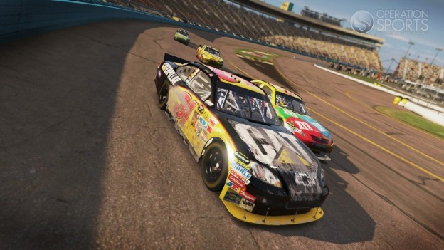 NASCAR The Game 2011 Screenshot #8 for Xbox 360