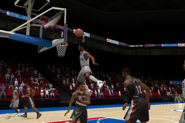 NBA Elite 11 Screenshot #3 for iPhone