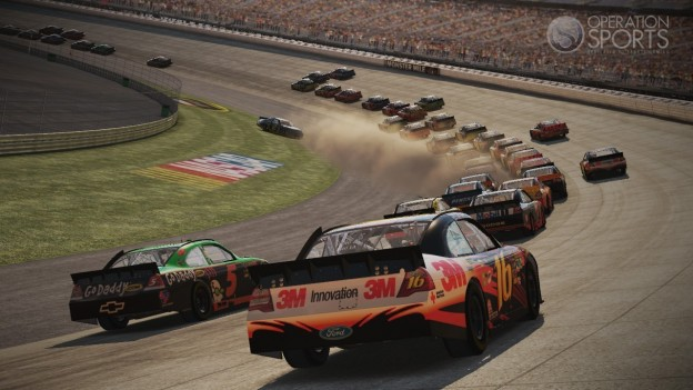 NASCAR The Game 2011 Screenshot #20 for Xbox 360
