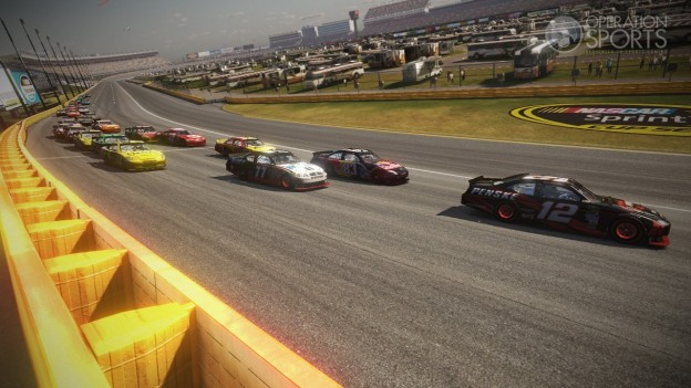 NASCAR The Game 2011 Screenshot #21 for Xbox 360