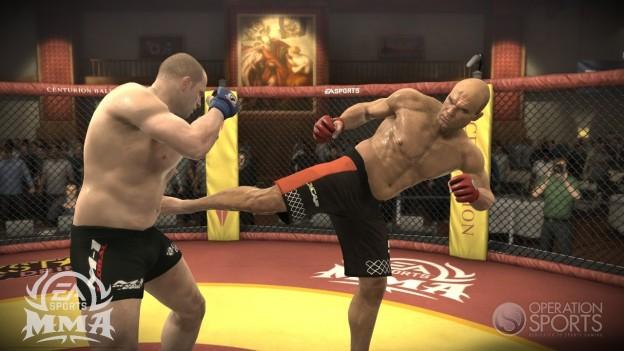 EA Sports MMA Screenshot #108 for Xbox 360