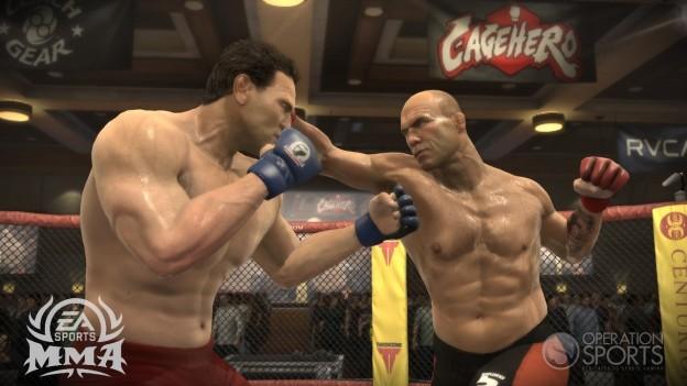 EA Sports MMA Screenshot #109 for Xbox 360