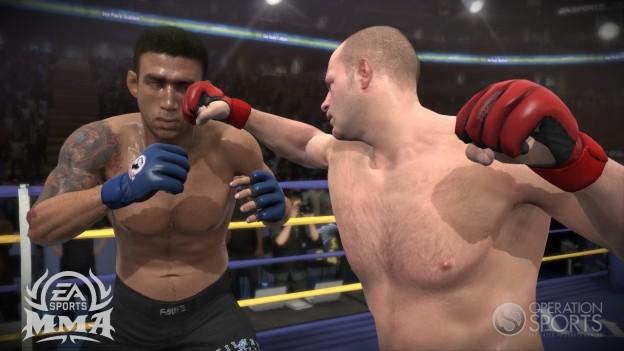 EA Sports MMA Screenshot #114 for Xbox 360
