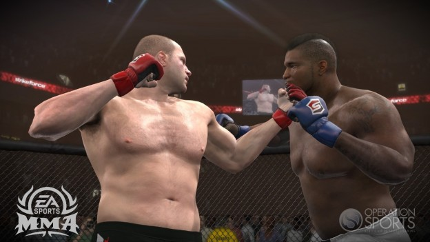 EA Sports MMA Screenshot #115 for Xbox 360