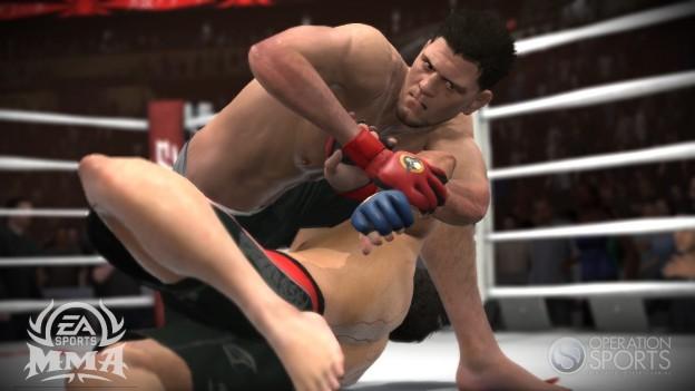 EA Sports MMA Screenshot #119 for Xbox 360