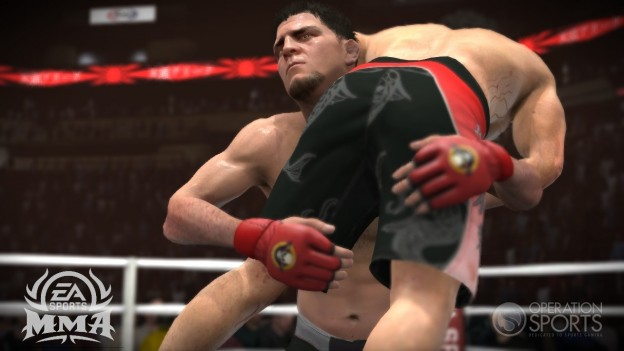 EA Sports MMA Screenshot #120 for Xbox 360