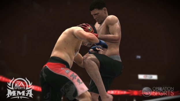 EA Sports MMA Screenshot #121 for Xbox 360