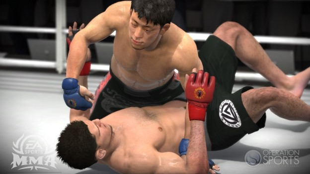 EA Sports MMA Screenshot #122 for Xbox 360