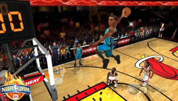 EA Sports NBA JAM Screenshot #3 for PS3