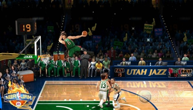 EA Sports NBA JAM Screenshot #5 for PS3