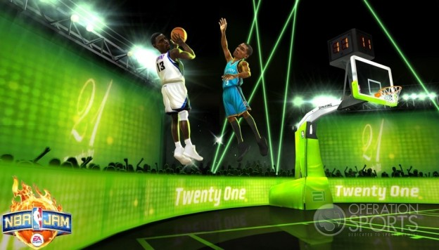 EA Sports NBA JAM Screenshot #7 for PS3