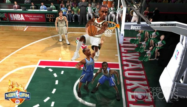 EA Sports NBA JAM Screenshot #10 for PS3