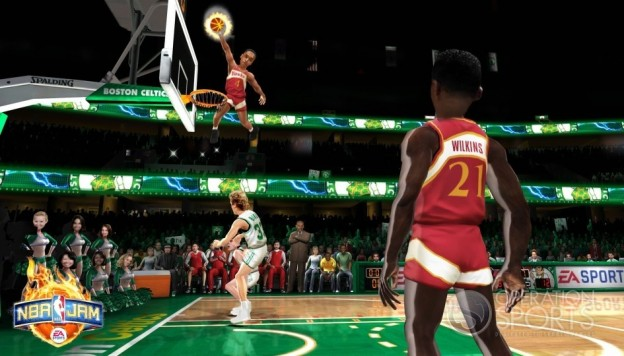 EA Sports NBA JAM Screenshot #13 for PS3