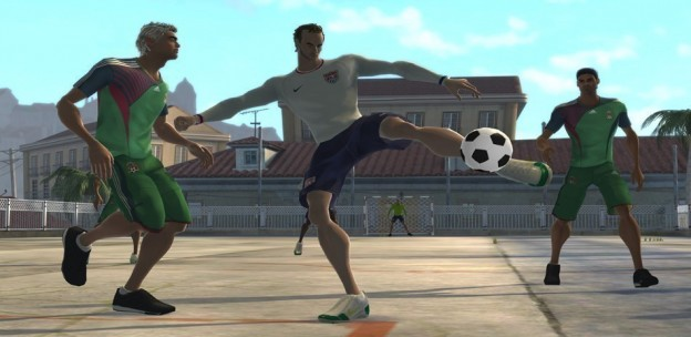 FIFA Street 3 Screenshot #19 for Xbox 360