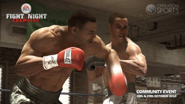 Fight Night Champion Screenshot #4 for Xbox 360