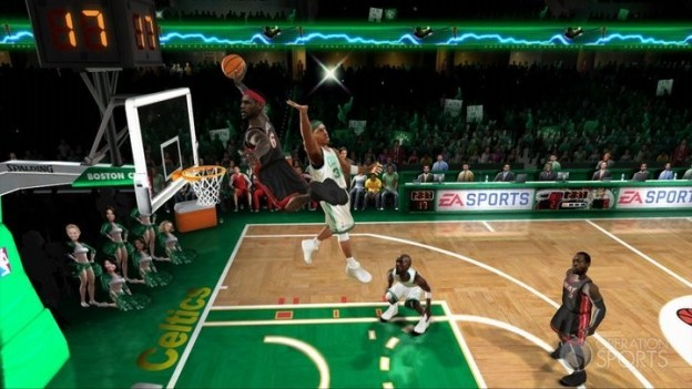EA Sports NBA JAM Screenshot #24 for Xbox 360