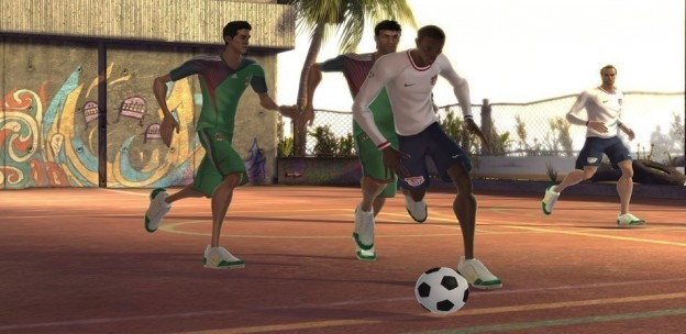 FIFA Street 3 Screenshot #20 for Xbox 360