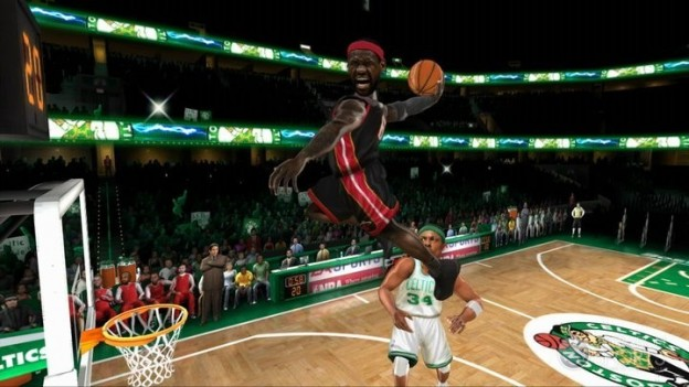 EA Sports NBA JAM Screenshot #27 for Xbox 360