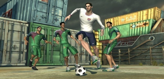 FIFA Street 3 Screenshot #21 for Xbox 360