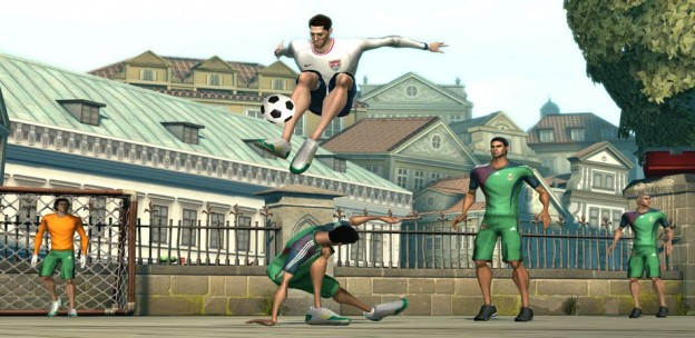 FIFA Street 3 Screenshot #22 for Xbox 360