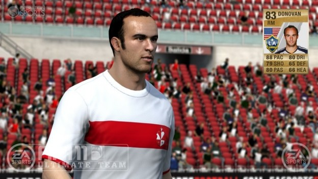 FIFA 11 Ultimate Team Screenshot #5 for PS3