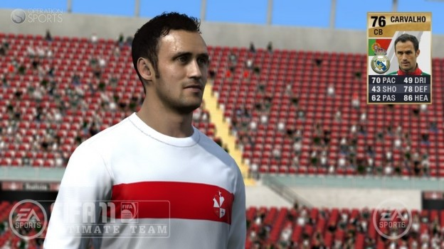 FIFA 11 Ultimate Team Screenshot #6 for PS3