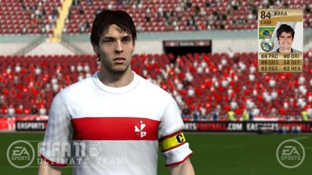 FIFA 11 Ultimate Team Screenshot #2 for Xbox 360