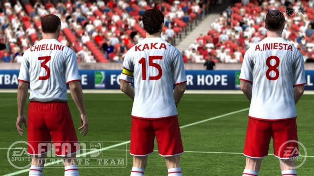 FIFA 11 Ultimate Team Screenshot #3 for Xbox 360