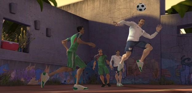 FIFA Street 3 Screenshot #23 for Xbox 360