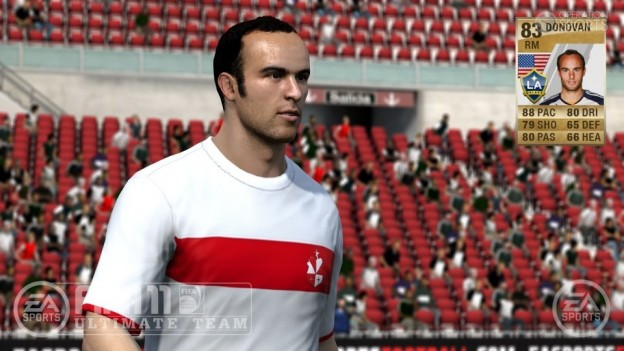 FIFA 11 Ultimate Team Screenshot #5 for Xbox 360