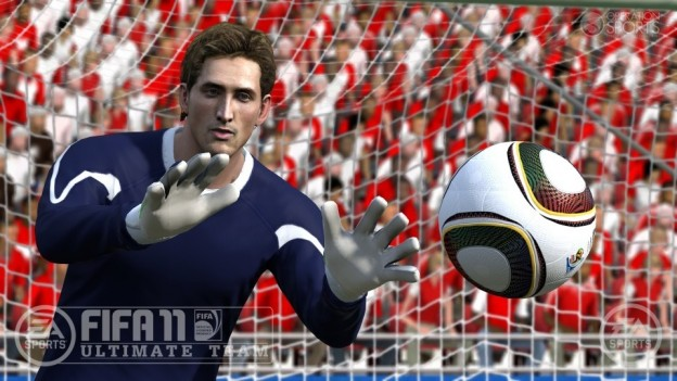 FIFA 11 Ultimate Team Screenshot #7 for Xbox 360
