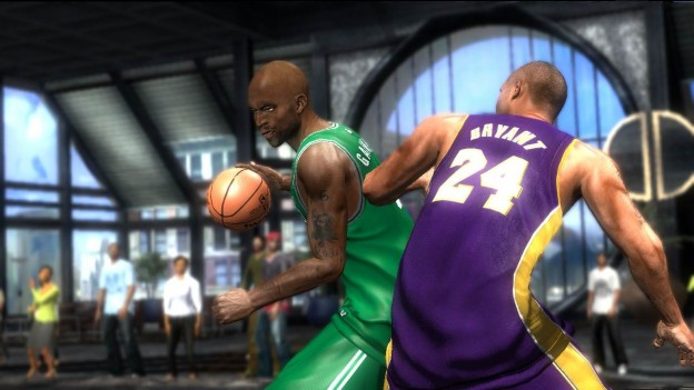 NBA Ballers: Chosen One Screenshot #1 for Xbox 360