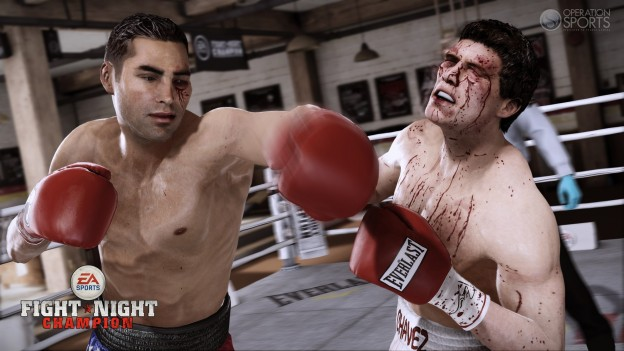 Fight Night Champion Screenshot #1 for PS3