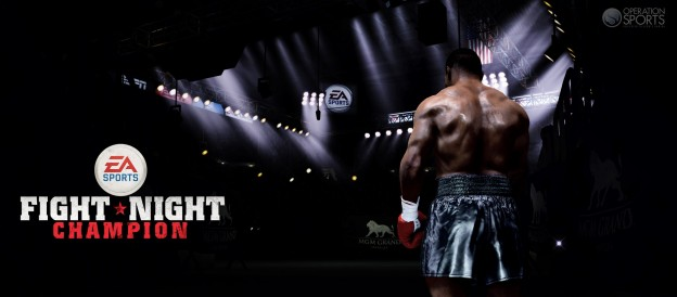 Fight Night Champion Screenshot #2 for PS3