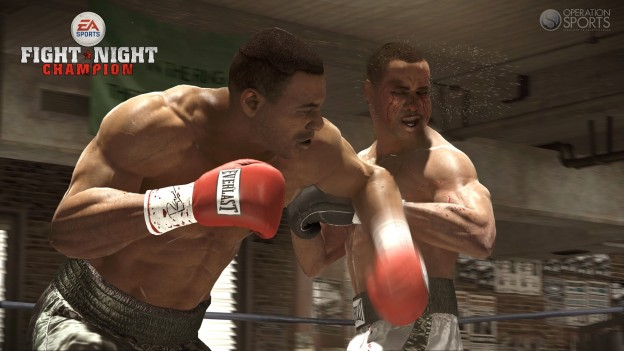 Fight Night Champion Screenshot #3 for PS3