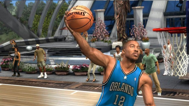 NBA Ballers: Chosen One Screenshot #2 for Xbox 360