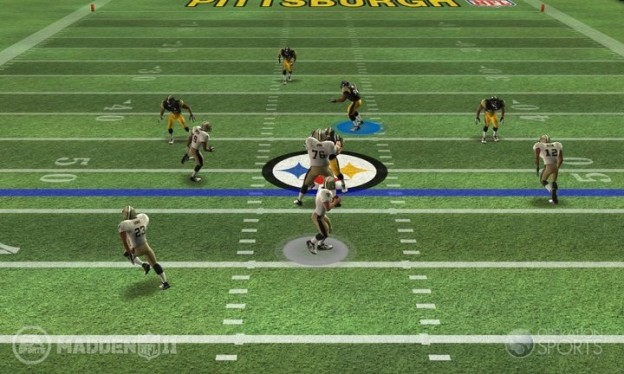Madden NFL Football Screenshot #4 for 3DS