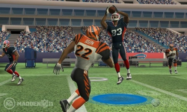 Madden NFL Football Screenshot #5 for 3DS
