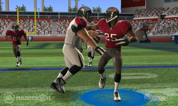 Madden NFL Football Screenshot #6 for 3DS