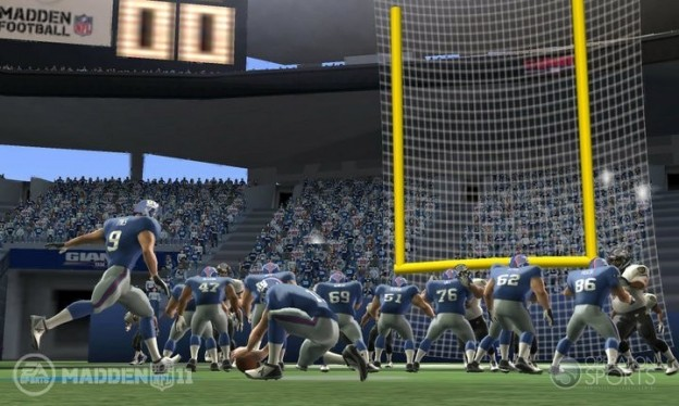 Madden NFL Football Screenshot #7 for 3DS