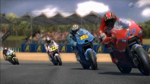 MotoGP 10/11 Screenshot #2 for Xbox 360