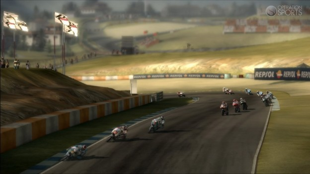 MotoGP 10/11 Screenshot #4 for Xbox 360