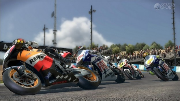 MotoGP 10/11 Screenshot #5 for Xbox 360