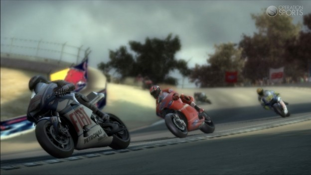 MotoGP 10/11 Screenshot #6 for Xbox 360