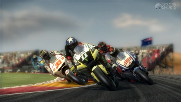 MotoGP 10/11 Screenshot #7 for Xbox 360