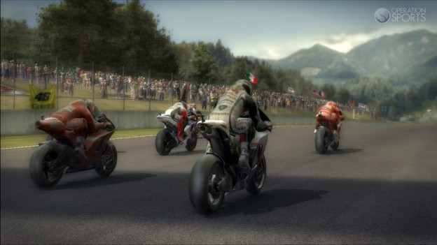 MotoGP 10/11 Screenshot #8 for Xbox 360