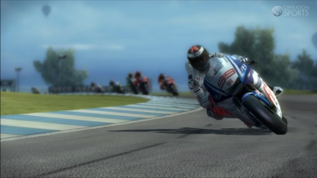 MotoGP 10/11 Screenshot #9 for Xbox 360